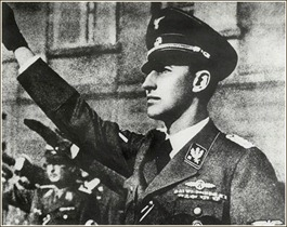 Saludo nazi Heydrich