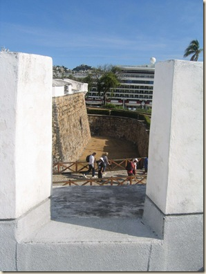Acapulco 3 Fuerto San Diego & Covering Front Gate