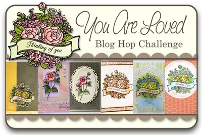 You Are Loved Blog Hop Challenge