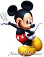 Mickey Mouse para pintar