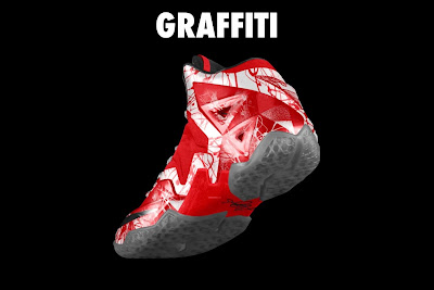 nike lebron 11 id graffiti 4 06 NIKEiD LeBron XI Graffiti in 7 Different Ways