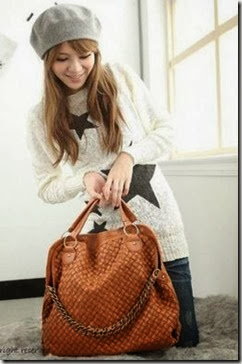 ID 4603 Camel (183.000) - PU Leather, 43 x 33 x 12-
