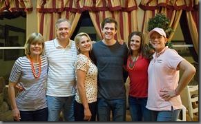 Imediate family with Ryan
