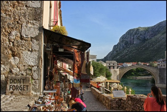 Never Forget Mostar
