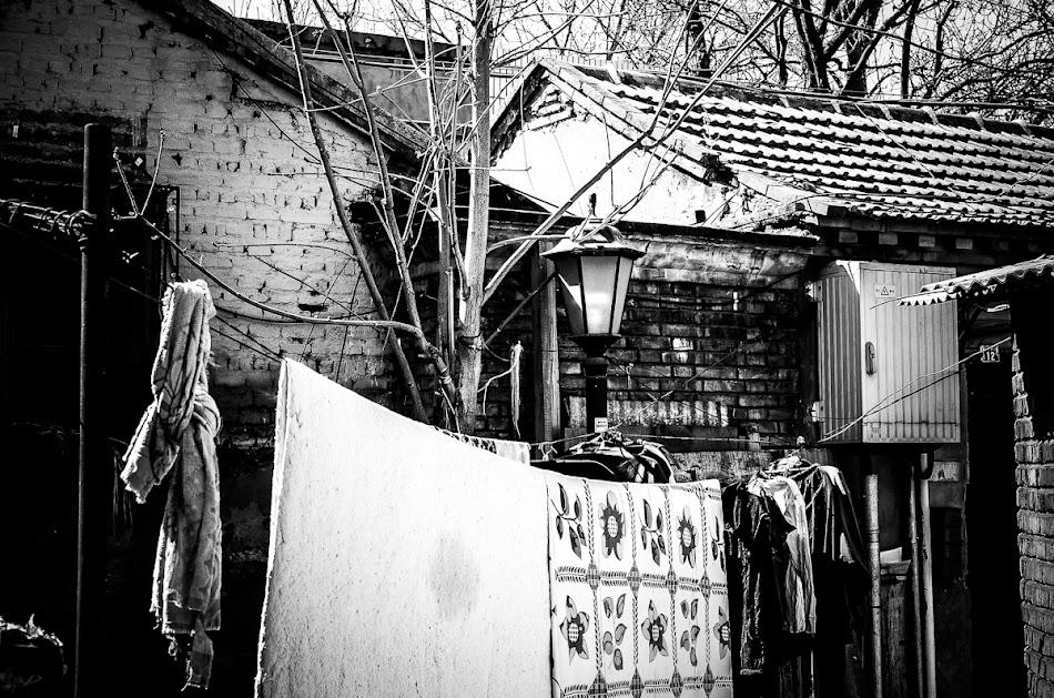 Peking - Hutong - Schwarz Weiß-2.jpg