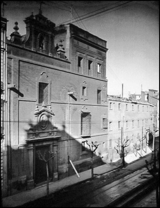 Colegio Santo Tomas de Villanueva años 30