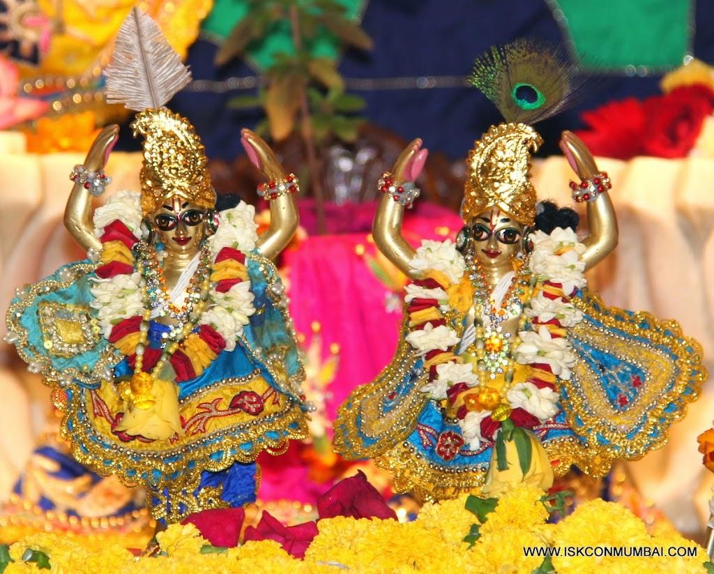 Sri Sri Gaura Nitai Small