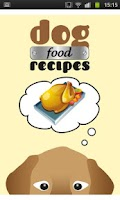 Screenshot of Dog Food Recipes
