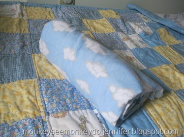 baby boy swaddle sheet