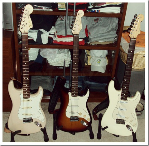 My Fender Stratocasters 007