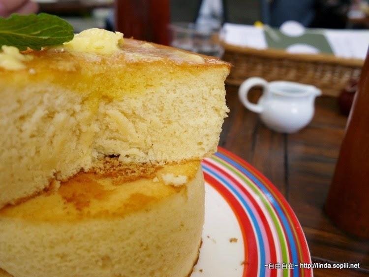 杏桃鬆餅屋-蘇芙蕾厚鬆餅,超綿密的口感