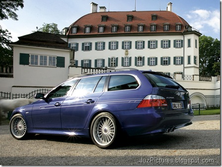 Alpina BMW B55