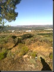Vistas desde a Serra de Leomil