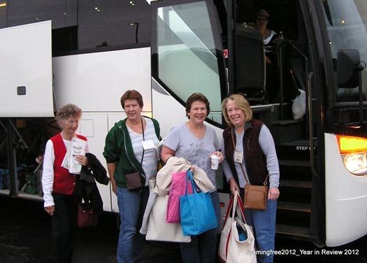 Quilt Shop Bus Trip