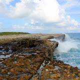 Powerful Ocean Waves At Devil's Bridge (Shot 1 of 14) - St. George's, Antigua
