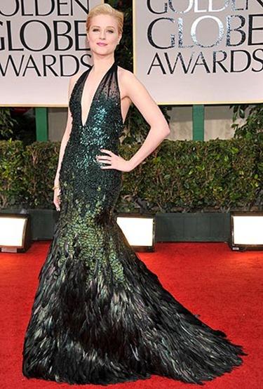 Evan Rachel Wood de Gucci
