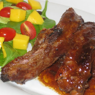 Slow Cooker Sweet And Saucy Ribs