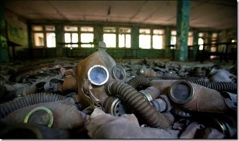 chernobil mutantes