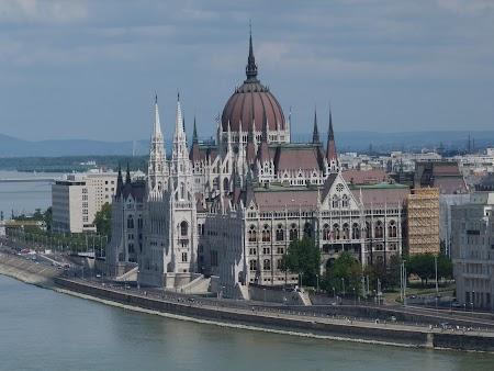 Obiective turistice Budapesta: Parlamentul Ungariei