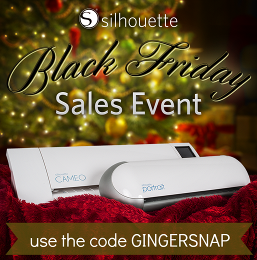 Silhouette black friday sale event