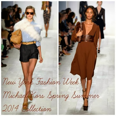 Michael Kors Spring Summer 2014 Collection b