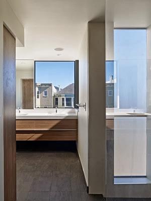 baño-moderno-Casa 300 Cornwall
