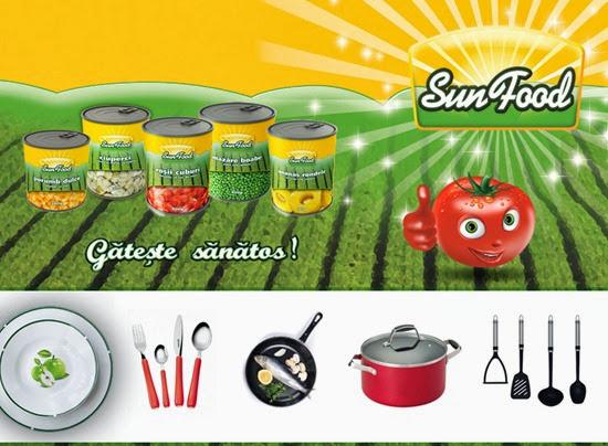 Concurs aniversar Sun Food 7 ani