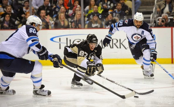 Sidney Crosby Winnipeg Jets v Pittsburgh Penguins URDptpTCNSal