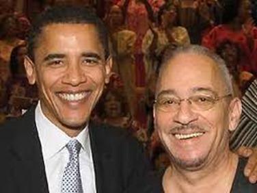 Obama e Wright