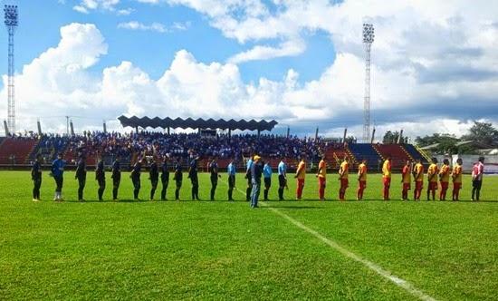 Final: Copa Ciudad de Popayán