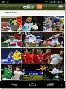 Euro 2012-Android