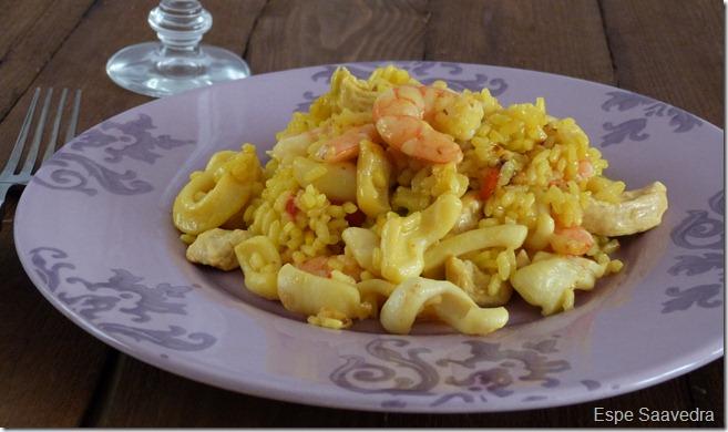arroz variado espe saavedra