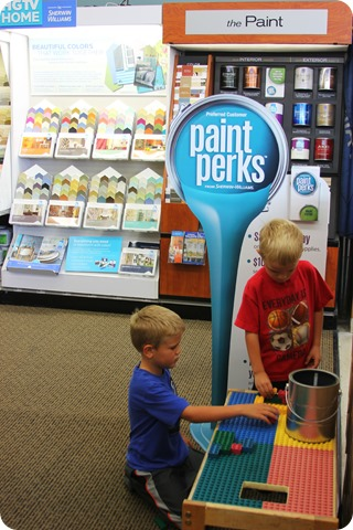 sherwin williams kid friendly