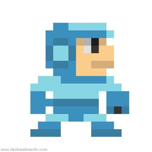 super herois e viloes em 8 bits megaman (4)
