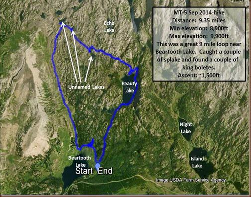 Red Lodge-5 Sep 2014-hike