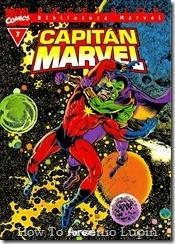 P00007 - Biblioteca Marvel - Capitán Marvel #7
