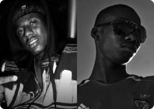 DJ Soneca e Hernani da Silva