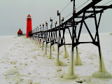 ''Grand Haven State Park in Winter'' - copyright Sean Hartley