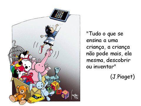 Frases De Piaget Sobre Educação Infantil