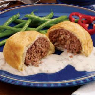 Ground Beef Wellington Crescent Rolls Recipes