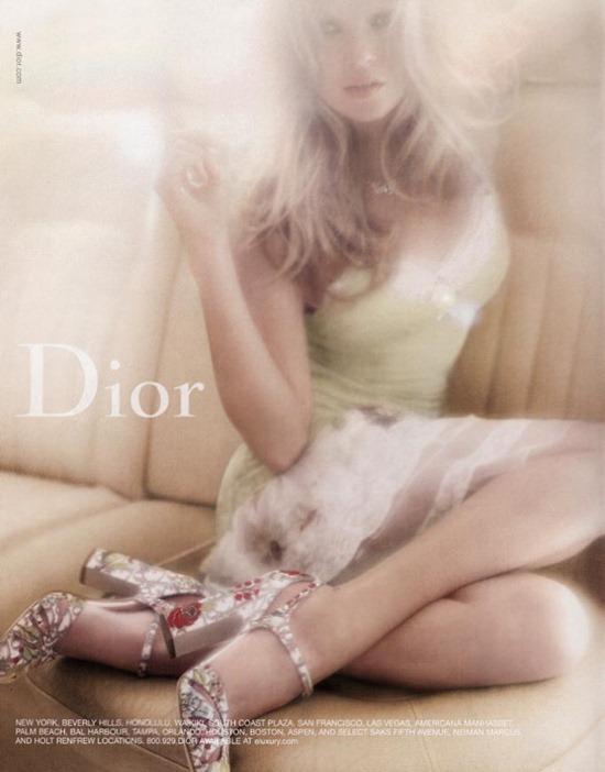 christian dior campaign ad spring2005 2
