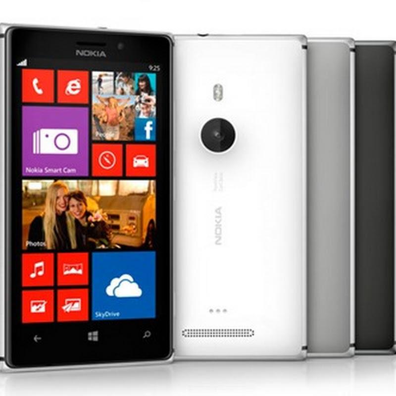 Nokia Lumia 925, un 920 con carcaza de aluminio