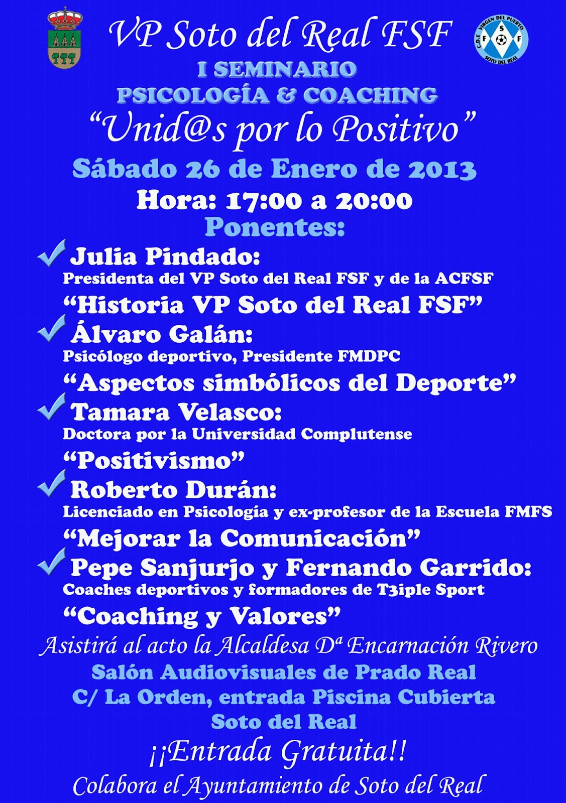 V p soto del real f s enero 2013 for Piscina cubierta navalcarnero