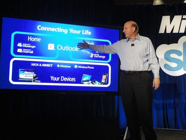 Εγκρίθηκε η αγορά της Skype από την Microsoft