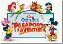 disney on ice luna park pasaporte a la aventura entradas a la venta primera fila
