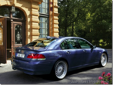Alpina BMW B75