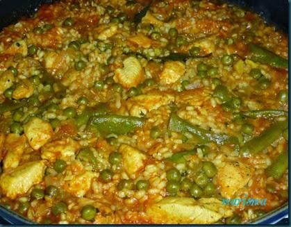 arroz con pechuga de pavo a la cúrcuma8 copia