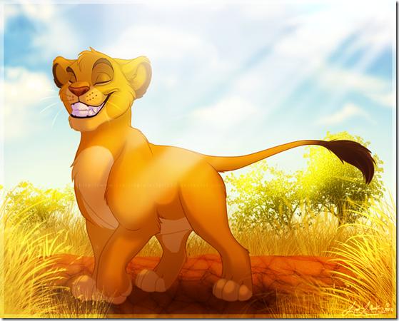 El Rey León,The Lion King,Simba (8)