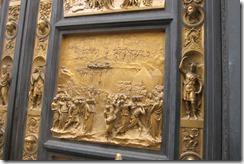Baptistry Door Panel
