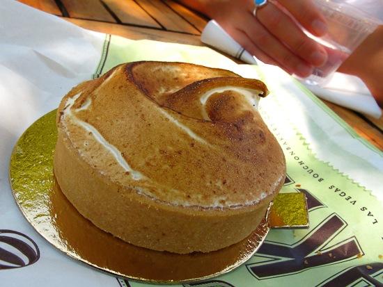 Bouchon Bakery Lemon Tart